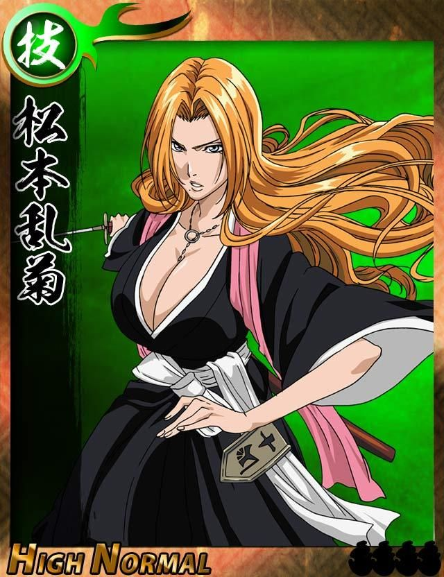 A collection of cards from Bleach Bankai Battle. (With