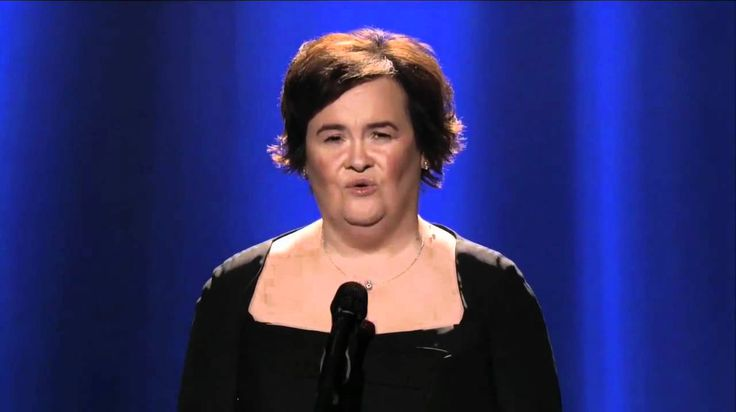 Susan Boyle - Wild Horses - Americas Got Talent - 2009. I think that this is more beautiful then 'I dreamed a dream.'