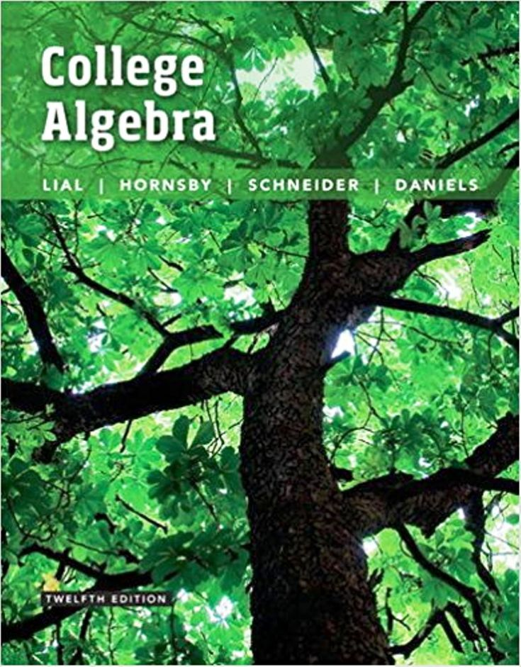 47 best math textbooks images on pinterest collegealgebra12thedition2016e bookpdf thebookisapdfebook onlythereisnoaccesscode fandeluxe Gallery