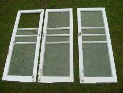 Casement Windows - Three Matching - Pair   Single   Building Materials   Gumtree Australia Brisbane South West - Coopers Plains   1165061385