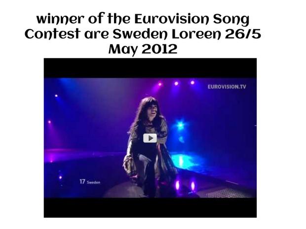 music euphoria eurovision