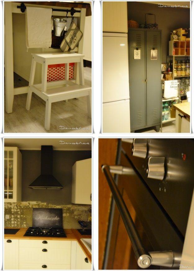 Die besten 25+ Handtuchhalter unter arbeitsplatte Ideen auf - küchenschrank mit arbeitsplatte