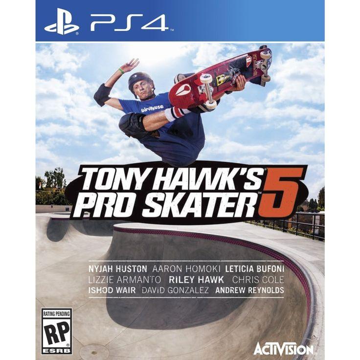 Activision PS4 - Tony Hawk Pro Skater 5