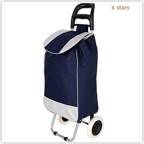 Parasnath Foldable Shopping Trolley Bag |