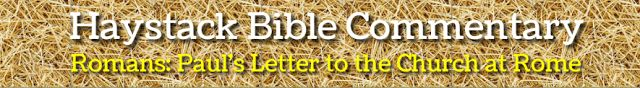 Haystack Bible Commentary: Romans: Romans 16:25-26: Now to Him who is able to establi...