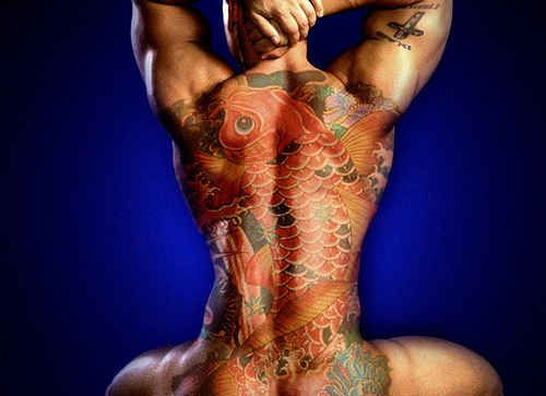 I want one! Not this big though. Or, maybe... #Koi #Tattoo #Ink: Big Fish, Koi Fish, Ink Tattoos Ink, Tats Inked Body Art, Back Tattoos, Tattoo'S, Tattoo Ink, Photo