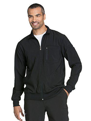 7ac0263f32a New Cherokee Cherokee Infinity Men's Zip Front Scrub Jacket Sports Fitness  online. [$40.98 - 46.98] from top store topbrandsclothing