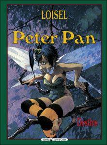 Peter Pan - tome 6 - Loisel