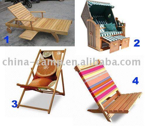#beach chair, #wooden beach chair, #wood beach chair