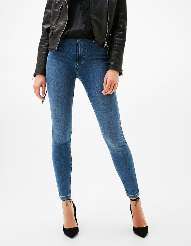 Jeans pour femme | Bershka Printemps-Été 2017