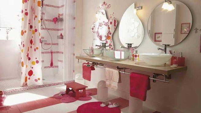 Deco-trend: decoración de baños en rosa