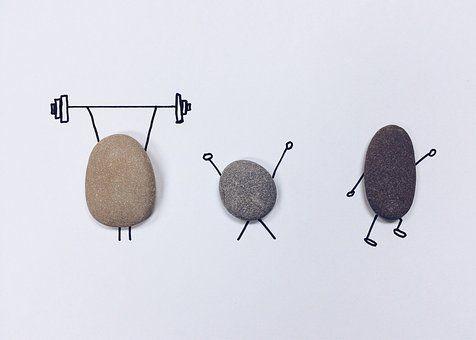 Pedra, Arte, Ofício, Bem Estar