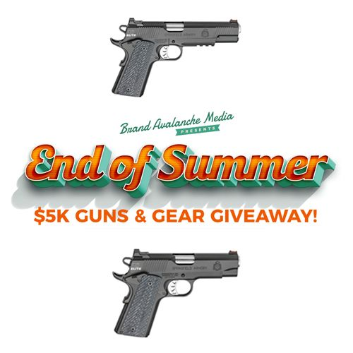 1 Current Giveaway - Over $5,000 in FREE Gear - Springfield Armory  Click here to go to the exact registration website!!   https://wn.nr/Xs9PRm