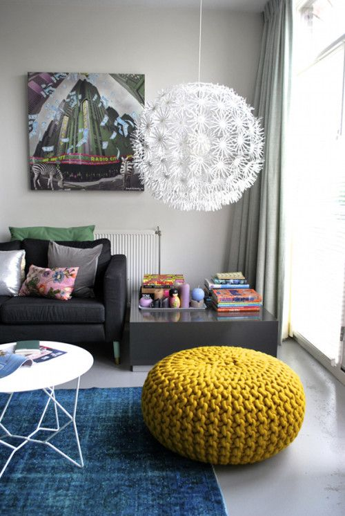 Living Room Poufs 51 Best Interior Design Likes Images On Pinterest  Homes Living