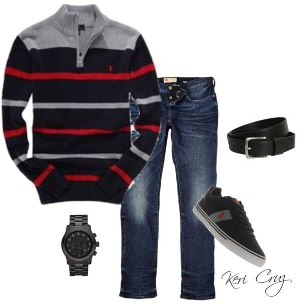Ready for Anything, created by keri-cruz on Polyvore