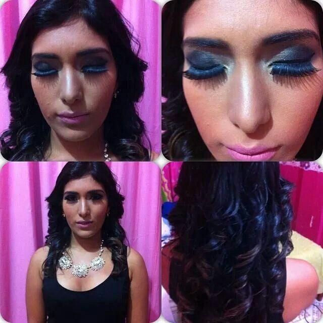 Maquillaje (False Lashes)