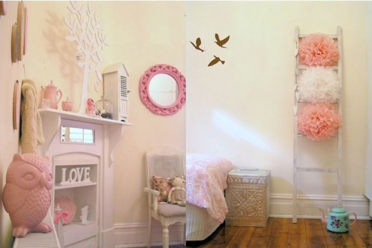 17 best images about shabby bedroom on pinterest shabby for Cheap shabby chic bedroom ideas