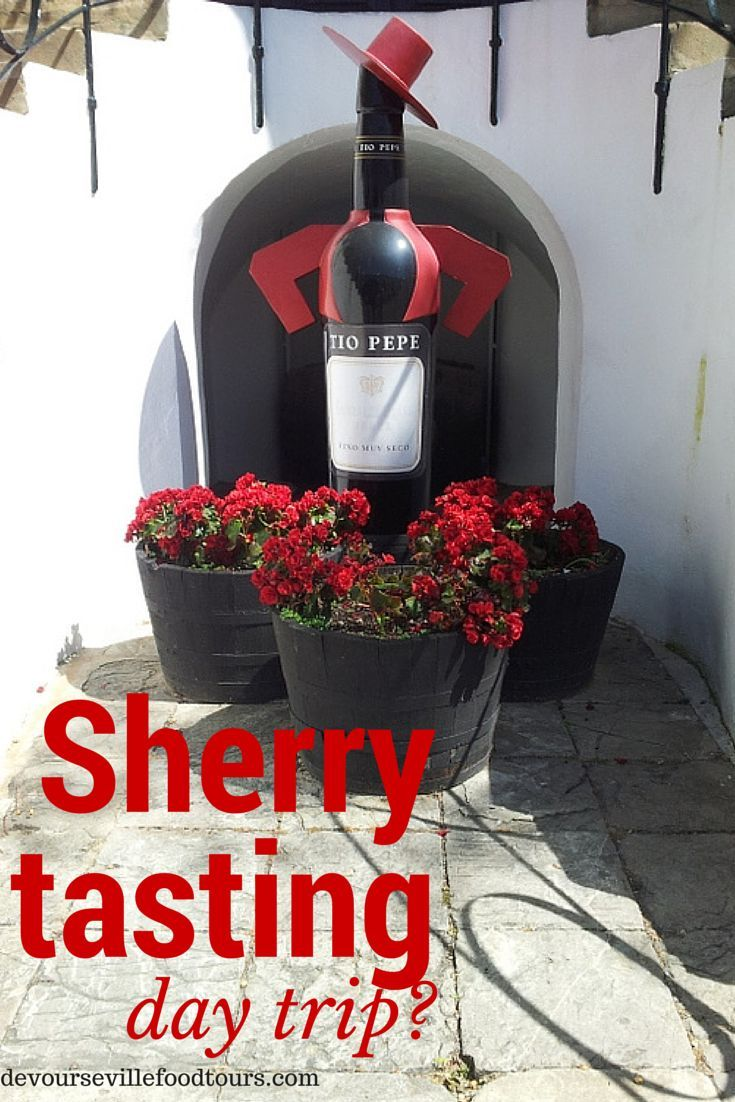 A Day Trip From Seville Jerez De La Frontera Is A Great Place To Try Some Sherry It Is One Of The Old Wine Label Maker Wine Gift Boxes Wine Tasting