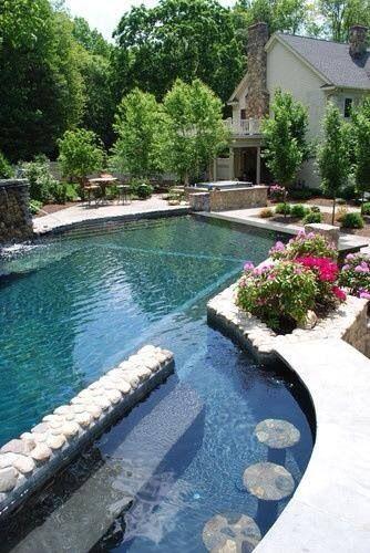 Best 25 pool bar ideas on pinterest dream pools modern for Pool design with bar