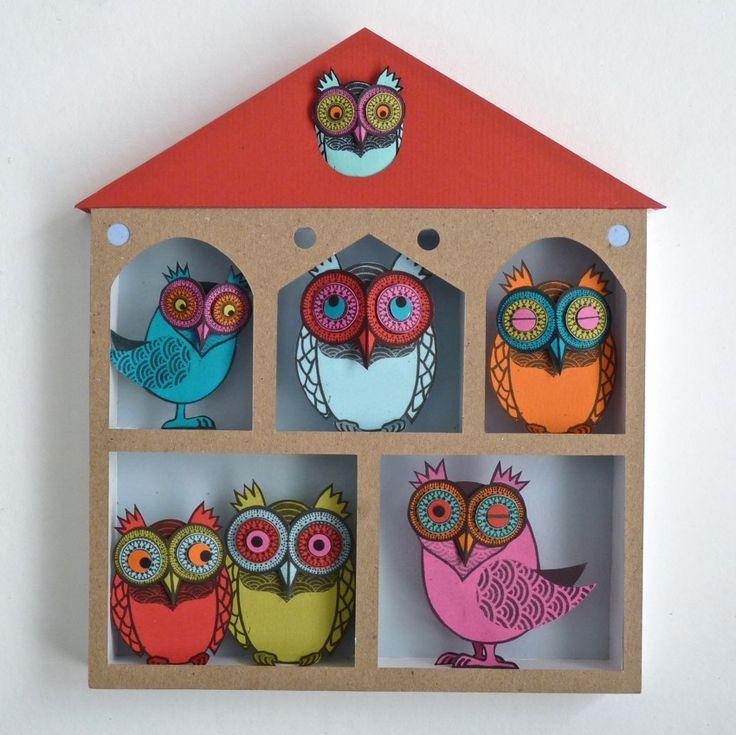 Owl Apartment
