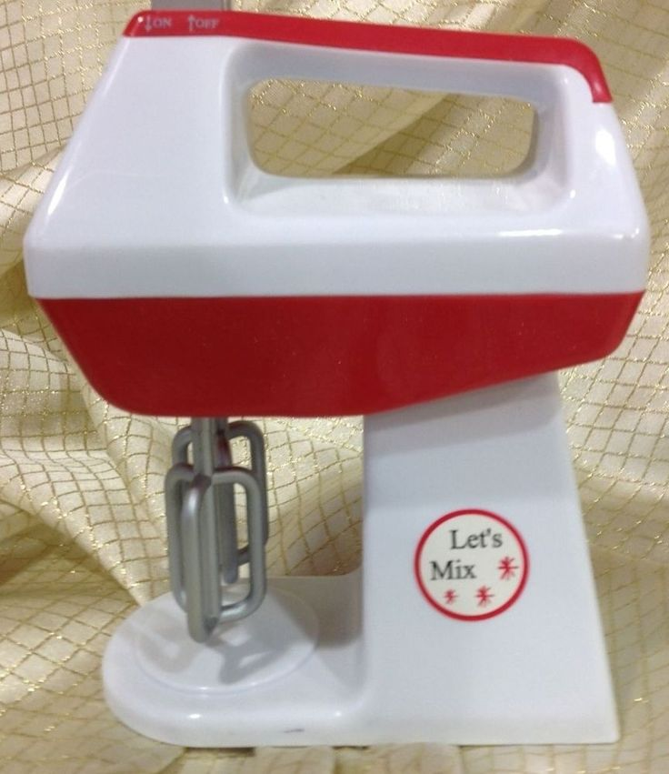 Details About Pottery Barn Kids Retro Play Kitchen Red And
