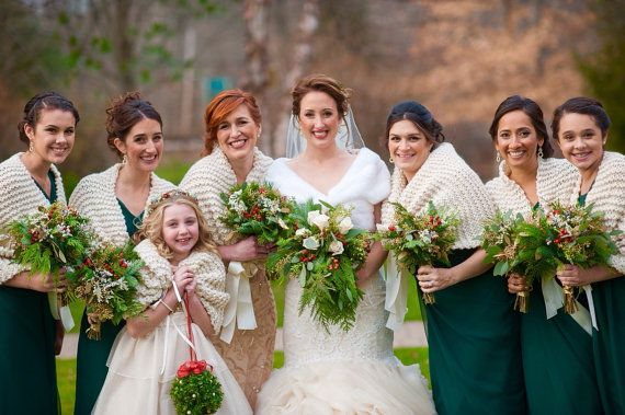 Best 25 Winter Wedding Hairstyles Ideas On Pinterest: 25+ Best Ideas About Bridesmaid Shawl On Pinterest