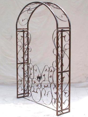 17 Best Images About Arches Amp Trellis Wrought Iron On