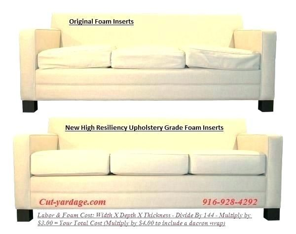 Replacement Foam For Couch Cushions Cushions On Sofa Memory Foam Sofa Replacement Couch Cushions