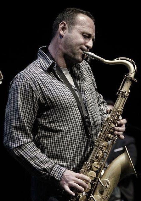 Sokol Sejko, Albanian Jazz Player.