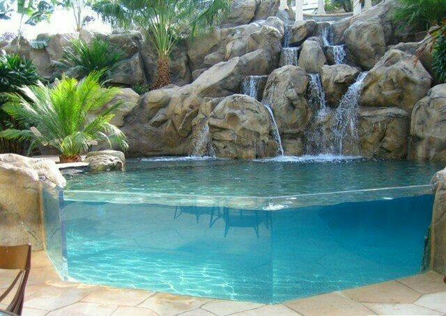 28 besten Above Ground Pools Bilder auf Pinterest | Glas, kleine ...