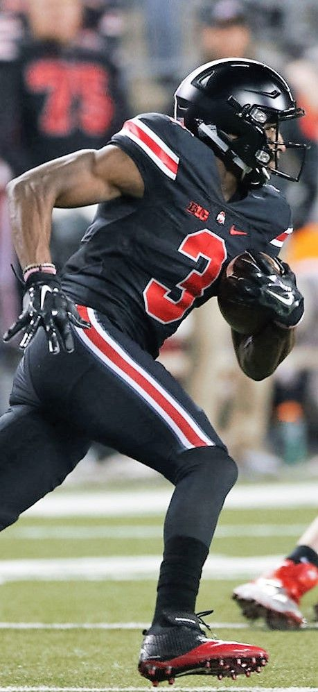 Michael Thomas #3 } *********** Ohio State Football #Buckeyes #GoBucks #Blackout