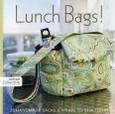 free sewing pattern for a lunch bag - Velcro top style and 10 min table runner
