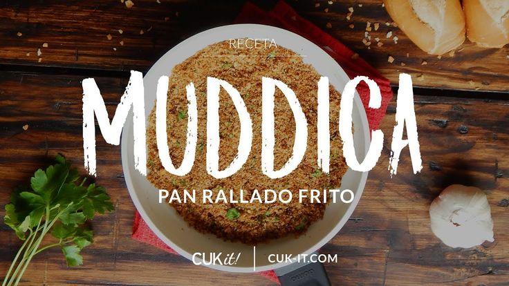 Receta de Pan Rallado Frito (Muddica) - CUKit!