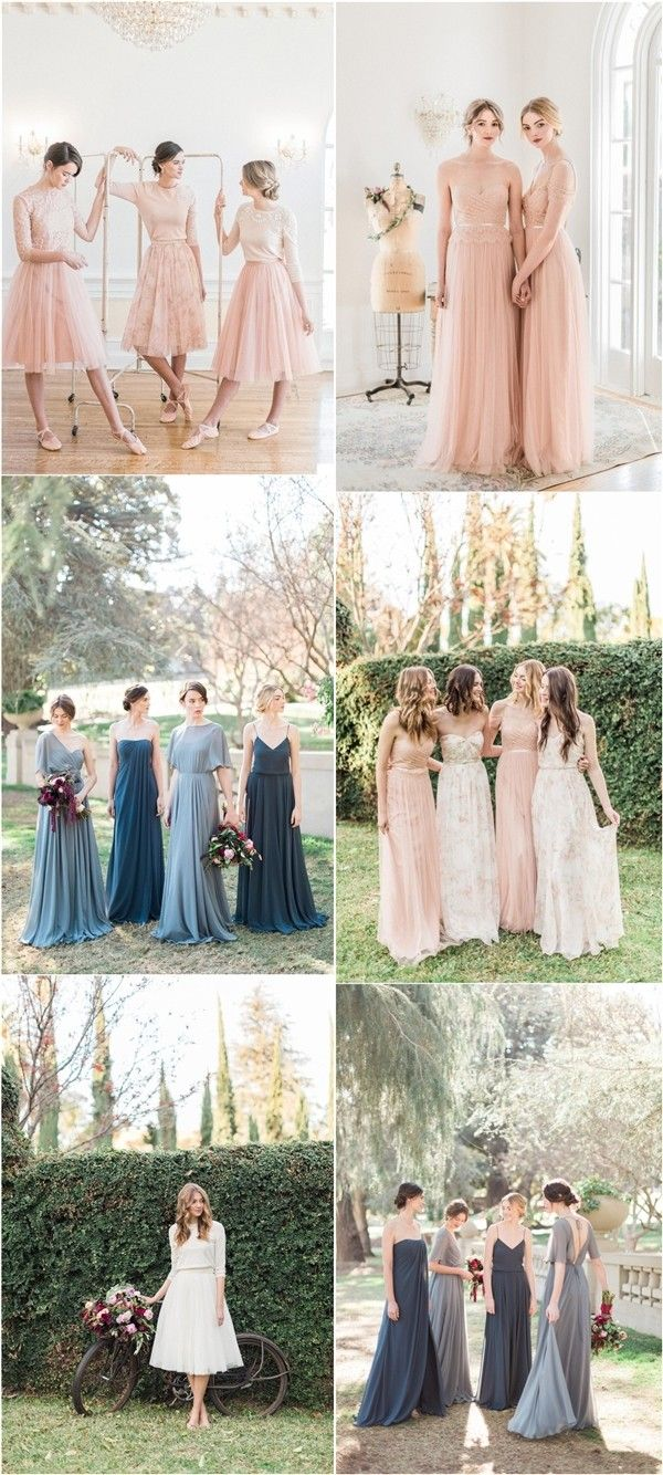 343 best bridesmaid dresses images on pinterest marriage jenny yoo mismatched bridesmaid dresses 2016 httpdeerpearlflowers ombrellifo Choice Image