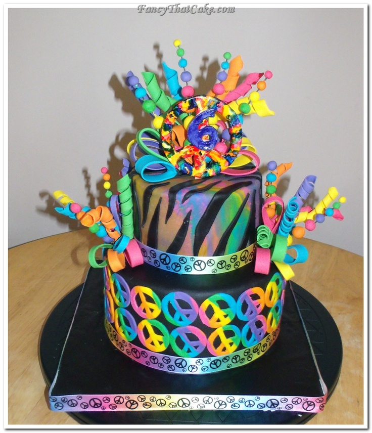 62 Best Images About BIRTHDAY CAKE On Pinterest