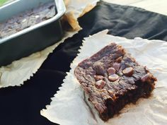 Brownie de camote (la receta perfecta) |