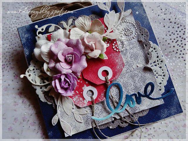 Mój kreatywny świat: Błękitny romans/Blue affair