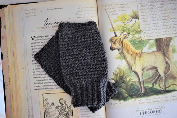 Fingerless mittens crochet fingerless gloves fingerless