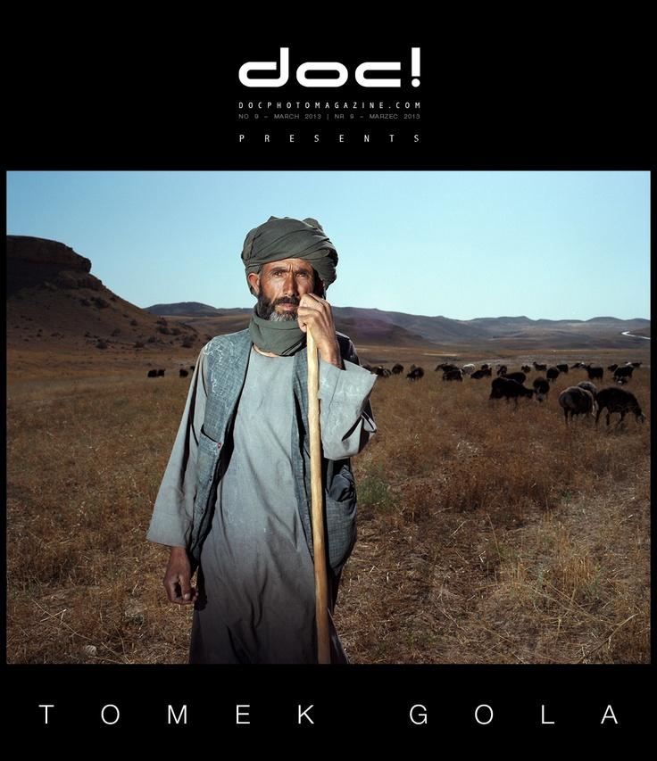 "doc! photo magazine presents: ""M41 - Portrait of Heart of Asia"" by Tomek Gola, #9, pp. 85-105"