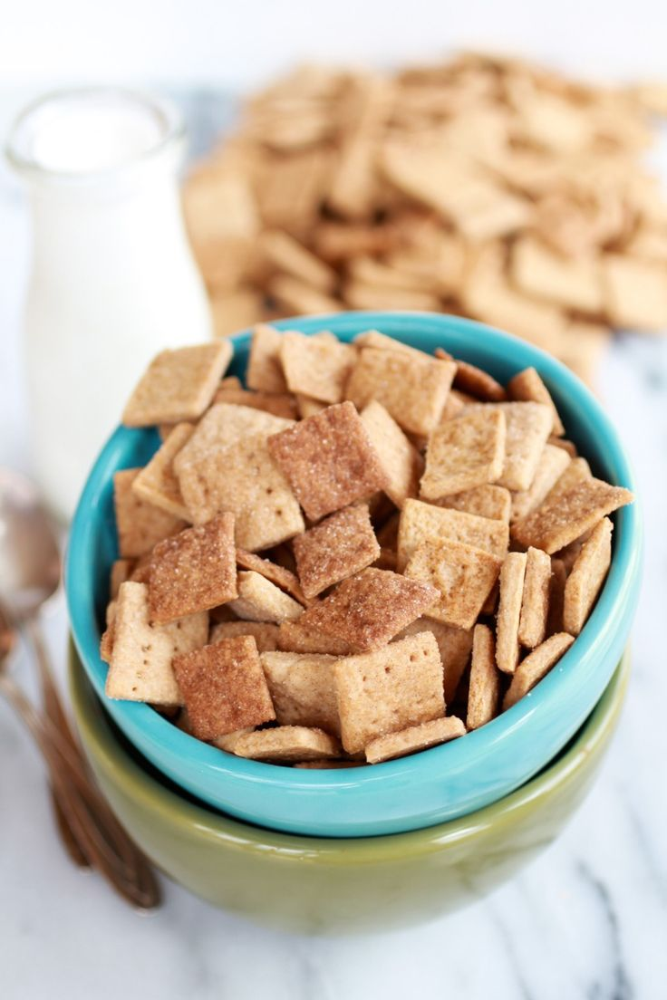 Permalink to: Homemade Cinnamon Toast Crunch