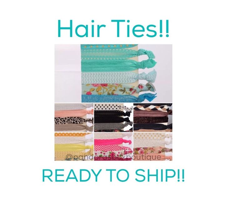 💥READY TO SHIP💥 get your colorful & fun no crease, no pulling HAIR TIES that are adorable as bracelets as well!! ✨Remember preorders can take 3-6 weeks to arrive✨ALL SALES ARE FINAL!! NO REFUNDS AND NO EXCHANGES!!✨ | Shop this product here: http://spreesy.com/pandorasboxboutique/588 | Shop all of our products at http://spreesy.com/pandorasboxboutique    | Pinterest selling powered by Spreesy.com