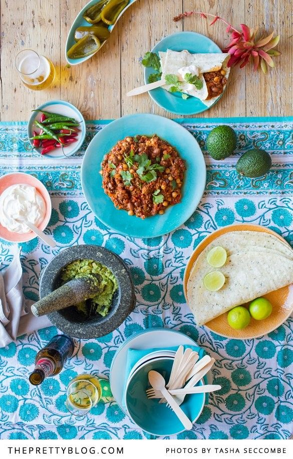 Chilli Con Carne | Recipes | The Pretty Blog