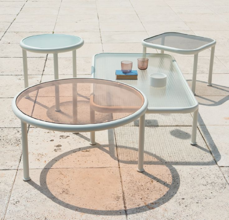 Dock Coffee Tables