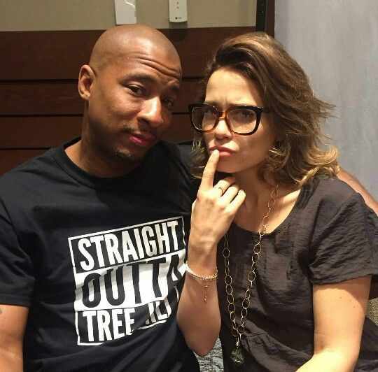 ... Dating bethany joy galeotti, james lafferty & antwon tanner (filming