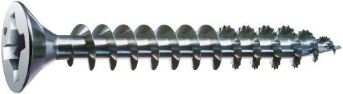 SPAX #6 x 5/8in. Flat Head Unidrive Zinc Coated Screw - 50 per Box