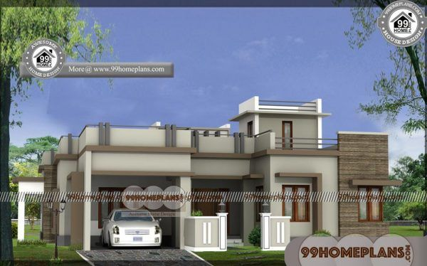 Single Story House 50 Small Box Type House Latest Modern Collections Beautiful House Plans House Plans With Photos House Design Pictures