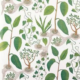 Josef Frank - windows pattern is simple and clean