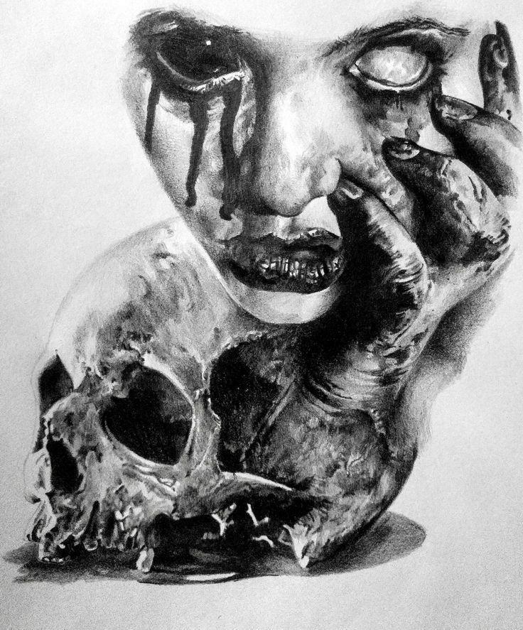 sketch horror par stephane bueno tatoueur stud … – #bueno #corner #HorrorPar …   – horror