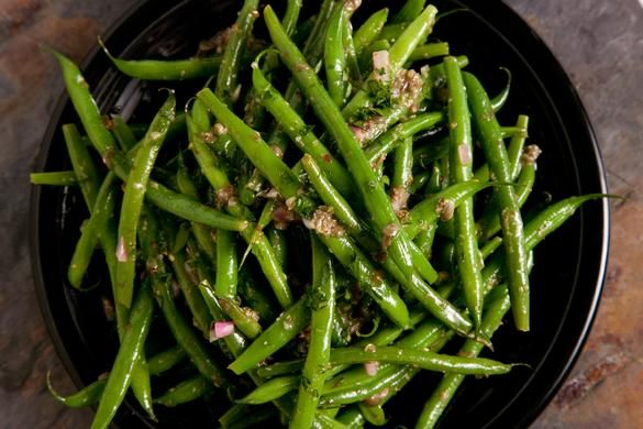 French Green Bean Salad