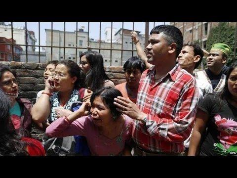 Earthquake: Live updates Second Nepal earthquake strikes 11.5.2015